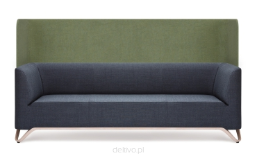 Sofa z parawanem SoftBox 31W